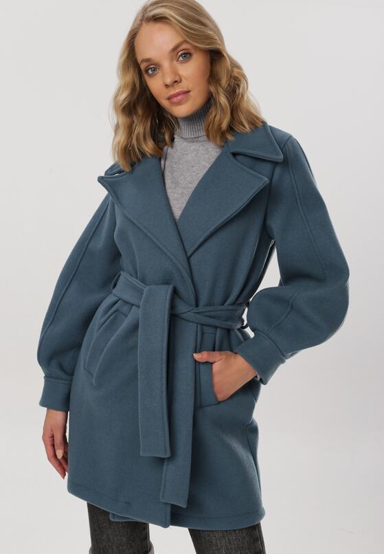 Niebieski Płaszcz Jilyra