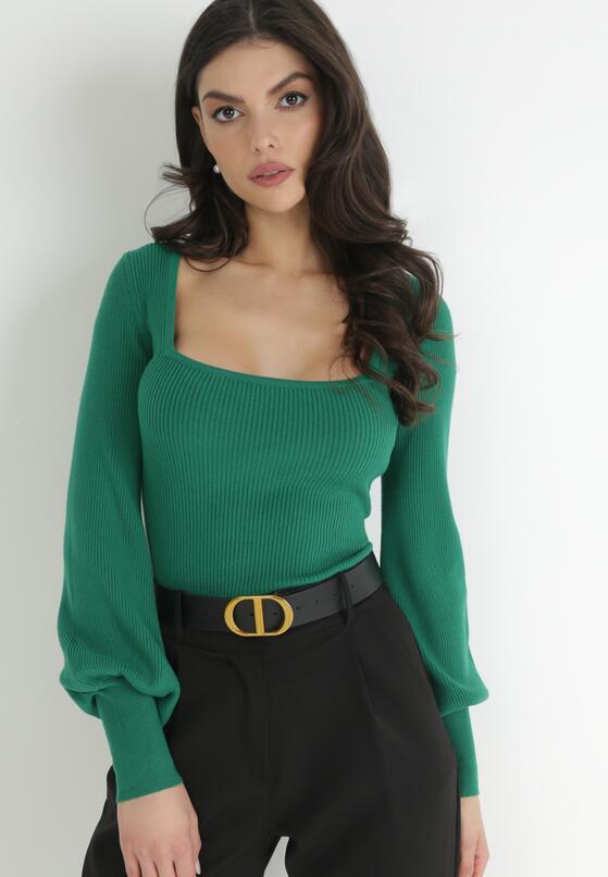 Zielony Sweter Uhrieth