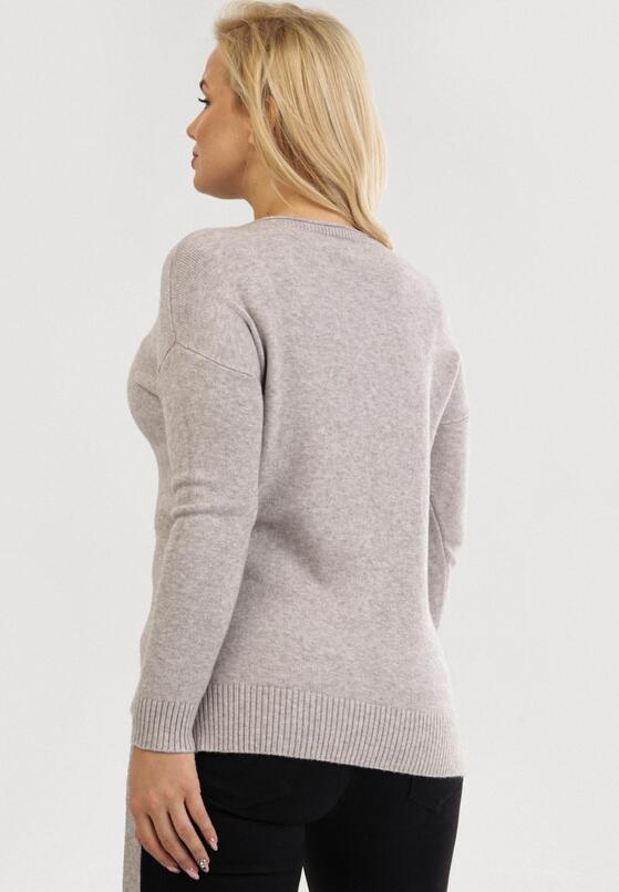 Khaki Sweter Yreltarish