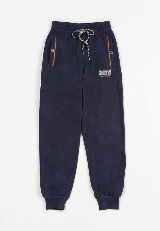 Ciemnoniebieskie Spodnie Wildhunter