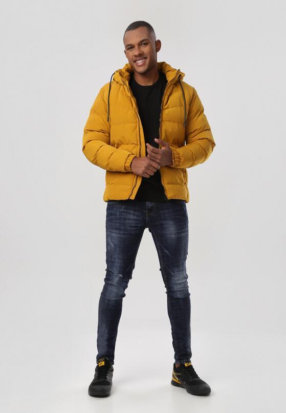 Żółta Kurtka Flattalon