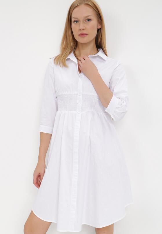 Biała Sukienka Wyvernfall