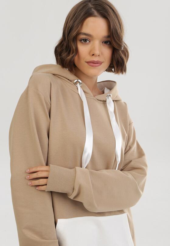 Jasnobeżowa Bluza Fogreaver