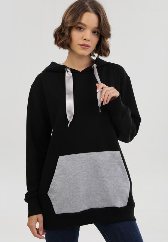 Czarna Bluza Fogreaver