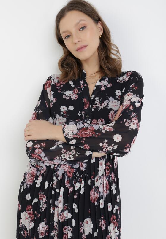 Czarna Sukienka Amberwish