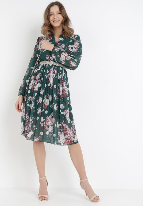 Zielona Sukienka Amberwish