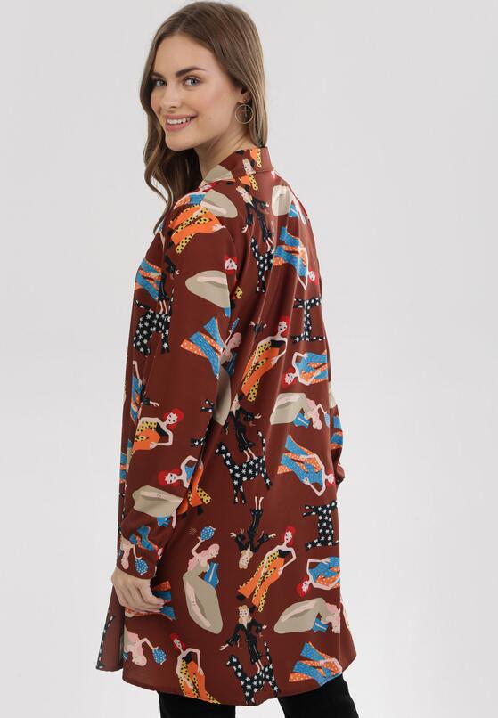 Brązowa Sukienka Sweetmello