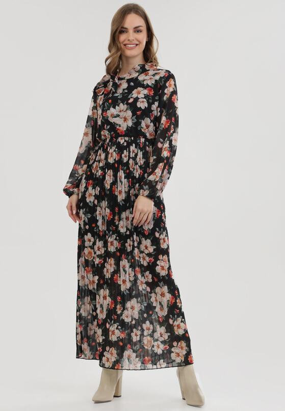 Czarna Sukienka Agilejaws