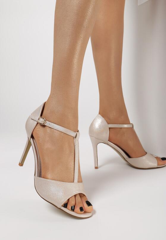 Złote Sandały Daybloom