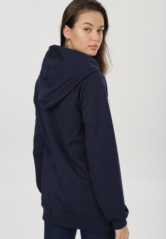 Granatowa Bluza Lamerei