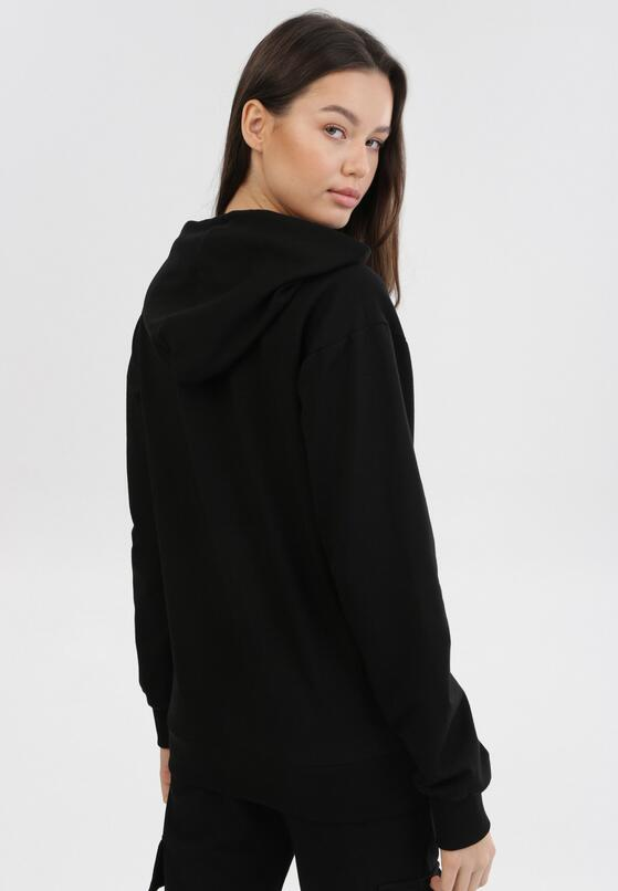 Czarna Bluza Kaiviane