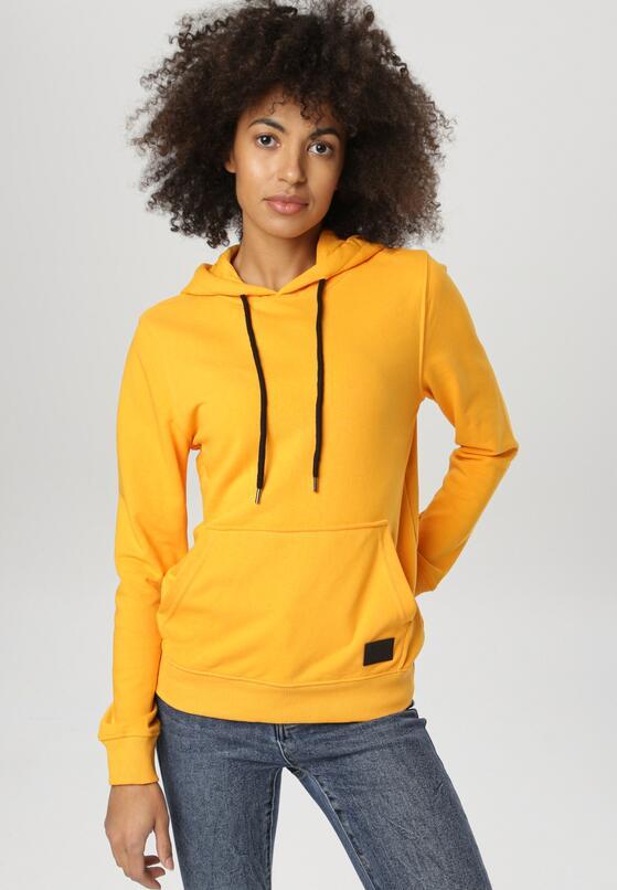 Żółta Bluza Doriete