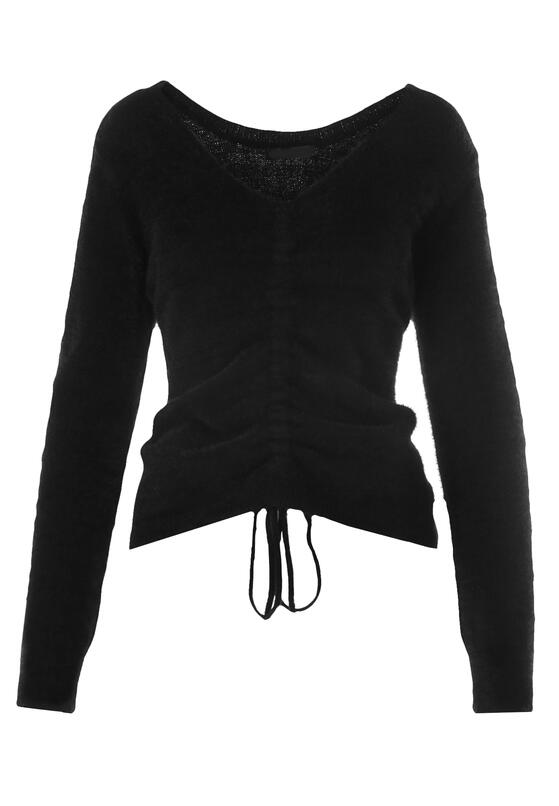 Czarny Sweter Brime