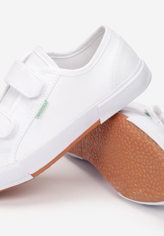 Białe Tenisówki Mathithe