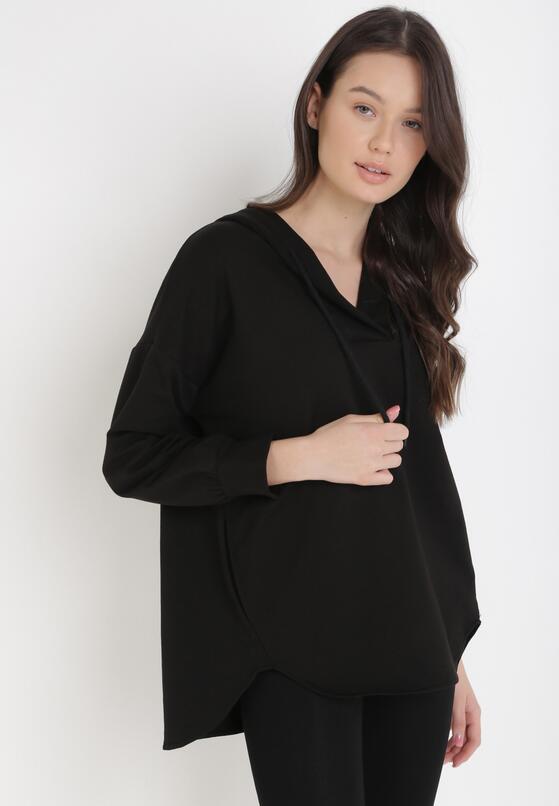 Czarna Bluza Samesis