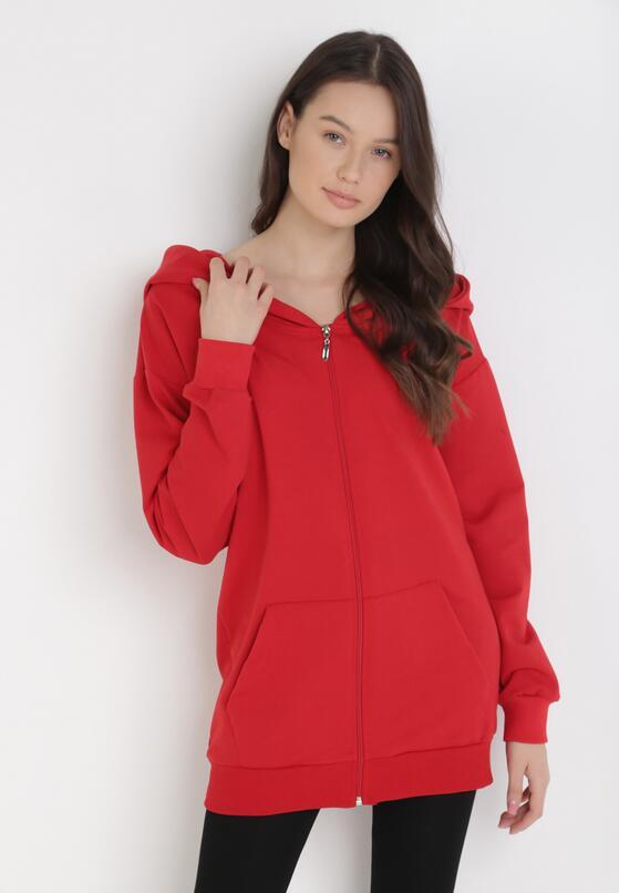 Czerwona Bluza Berinova