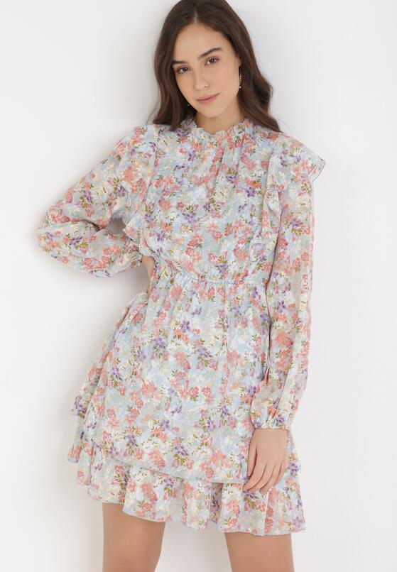 Jasnoniebieska Sukienka Arethusei