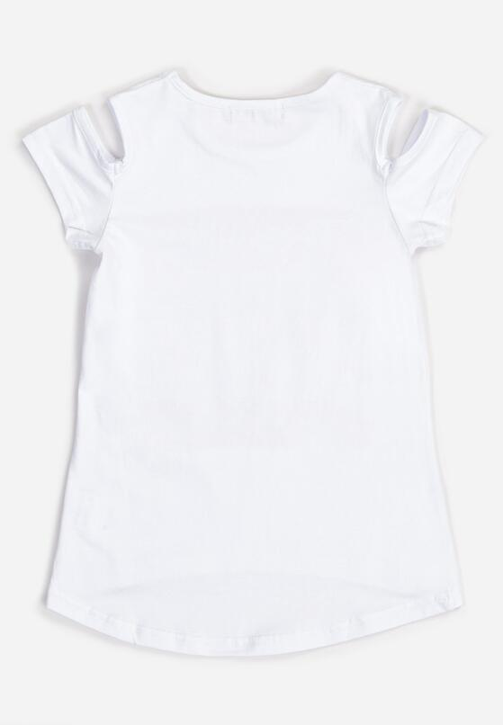 Biała Koszulka Thiminos