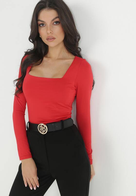 Czerwona Bluzka Alexusi