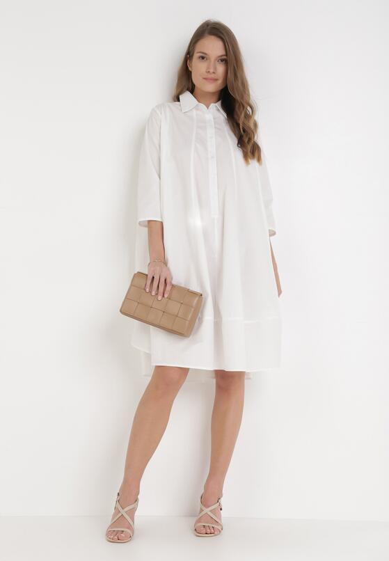 Biała Sukienka Krissa