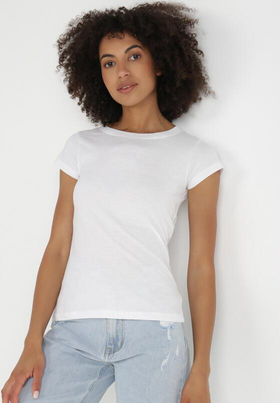 Biały T-shirt Miraralei