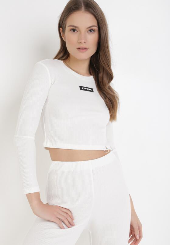 Biała Bluzka Iphisaela