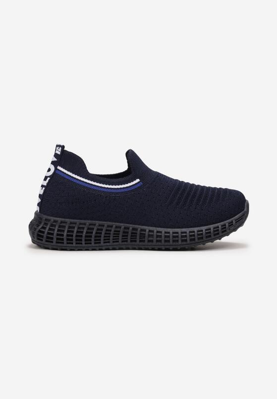 Niebieskie Buty Sportowe Phrilaeno