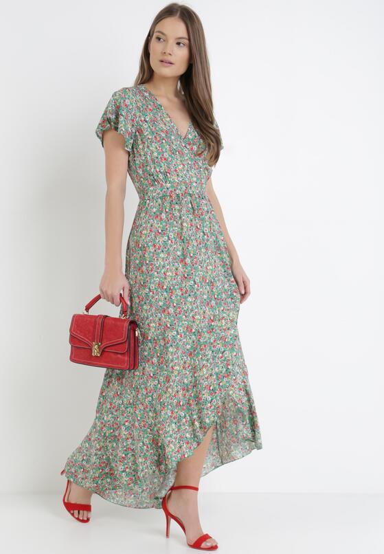 Zielona Sukienka Mesise