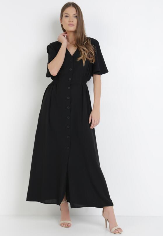 Czarna Sukienka Adreanah