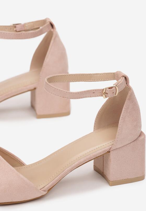 Różowe Sandały Crialodia