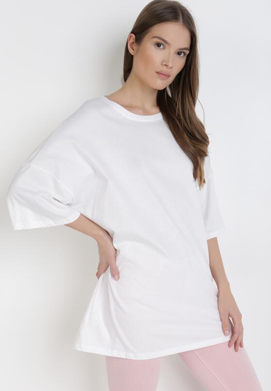 Biały T-shirt Wylinoth