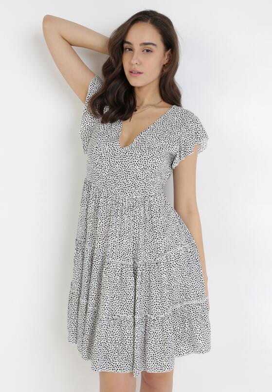 Biała Sukienka Doriesura