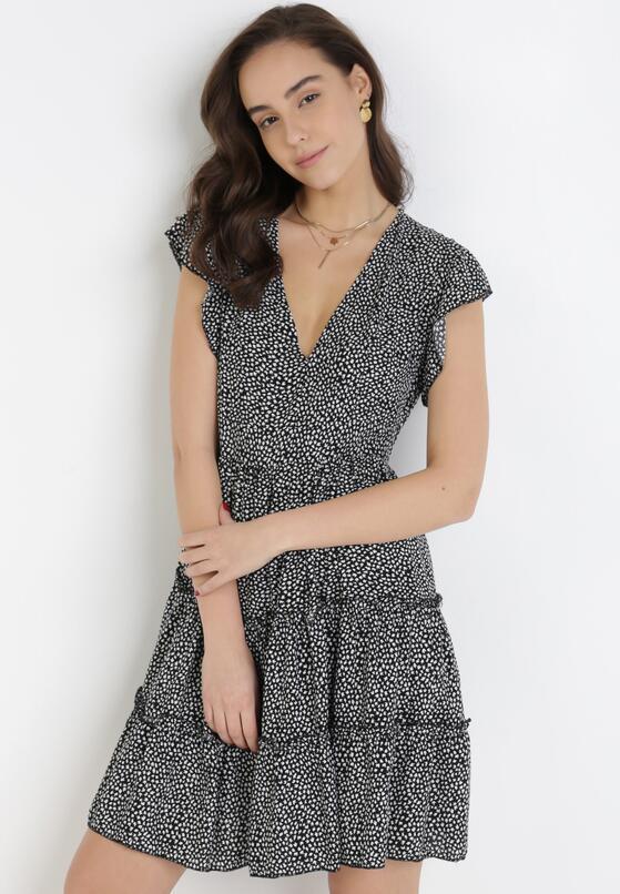 Czarna Sukienka Doriesura