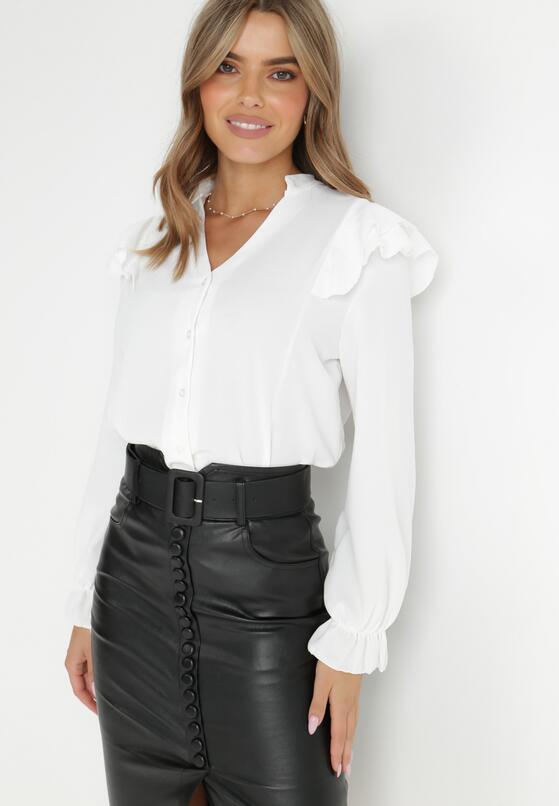Biała Koszula Sireguna