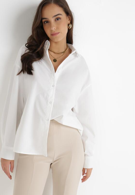 Biała Koszula Xanixia