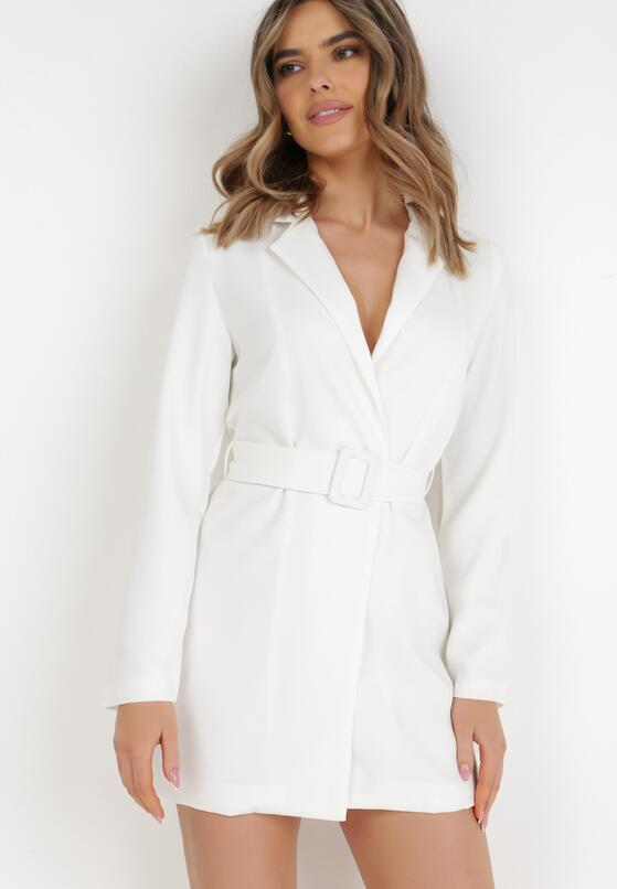 Biała Sukienka Ynisaris
