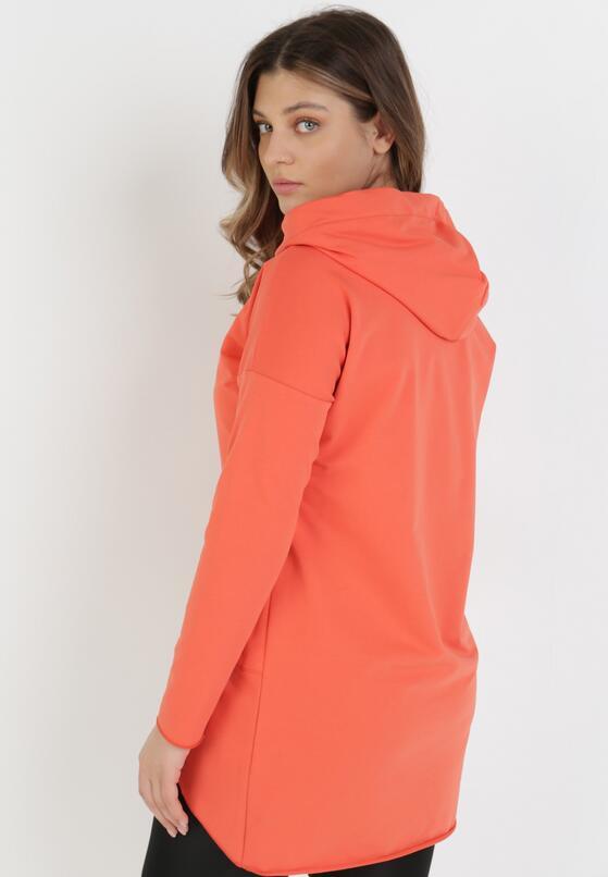 Pomarańczowa Bluza Cirassa