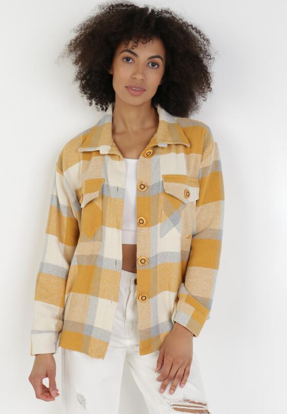 Żółta Koszula Theanelsa