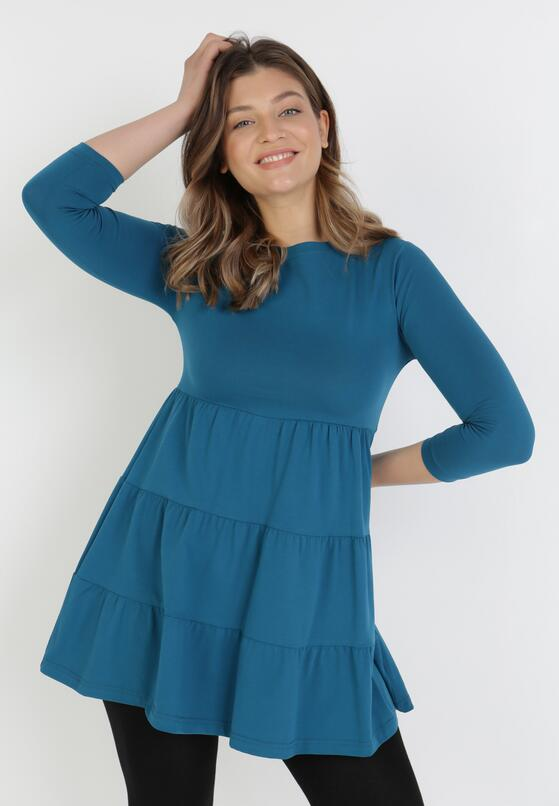 Niebieska Tunika Alethithea