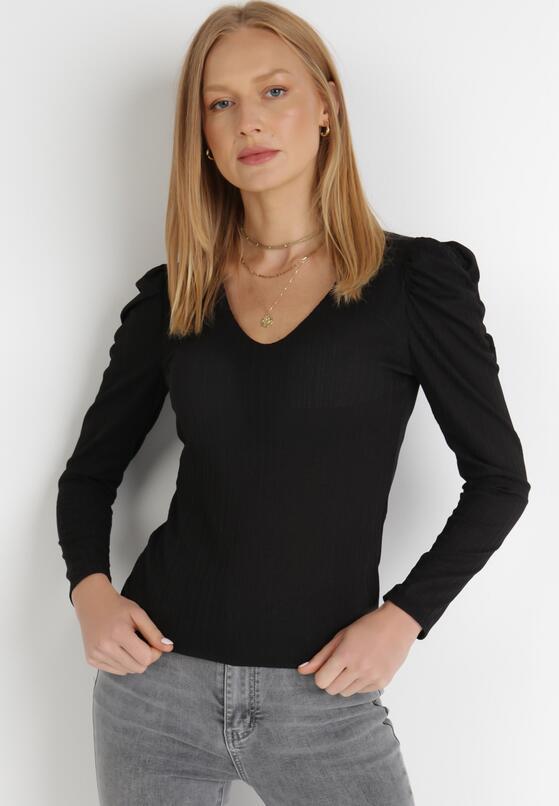 Czarna Bluzka Corothea