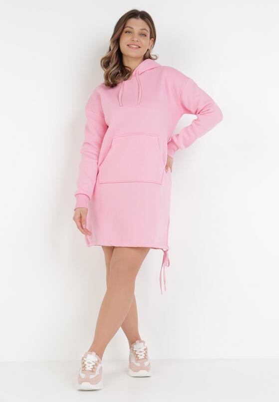 Różowa Bluza Aeleomei