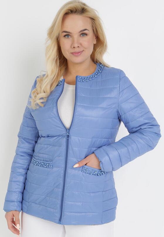 Niebieska Kurtka Ashypise