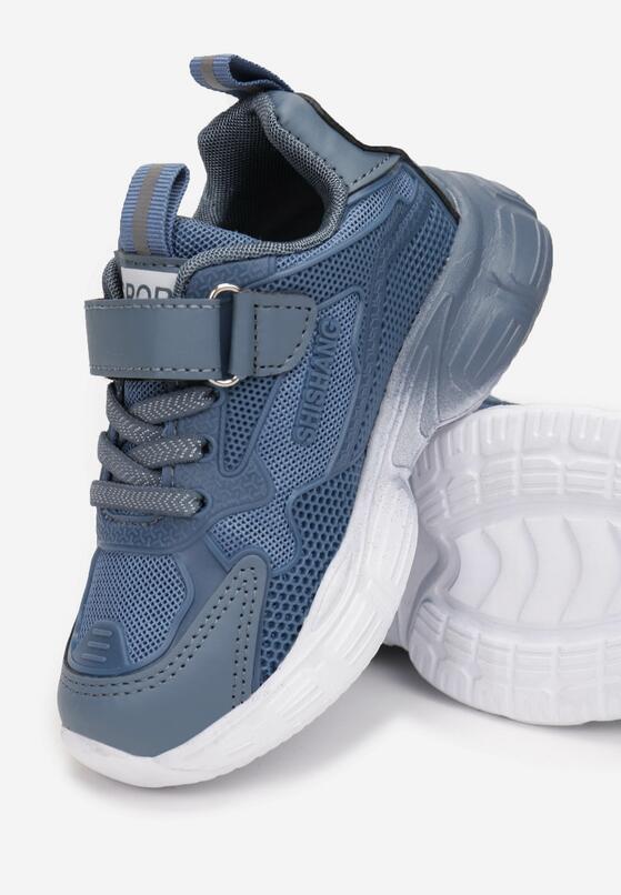 Jasnoniebieskie Buty Sportowe Alethrite