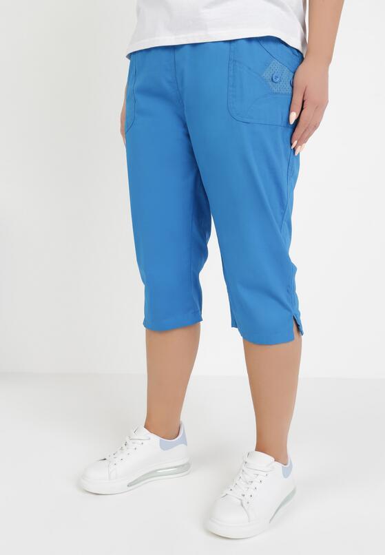 Niebieskie Spodnie Thyxosia