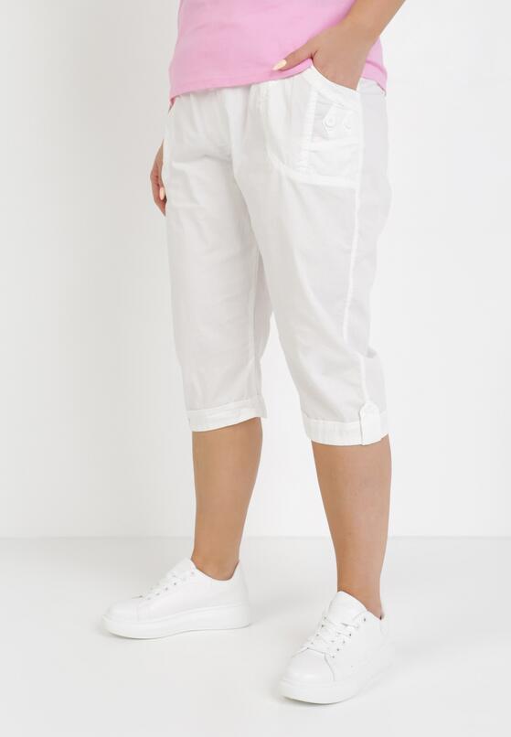 Białe Spodnie Kathais