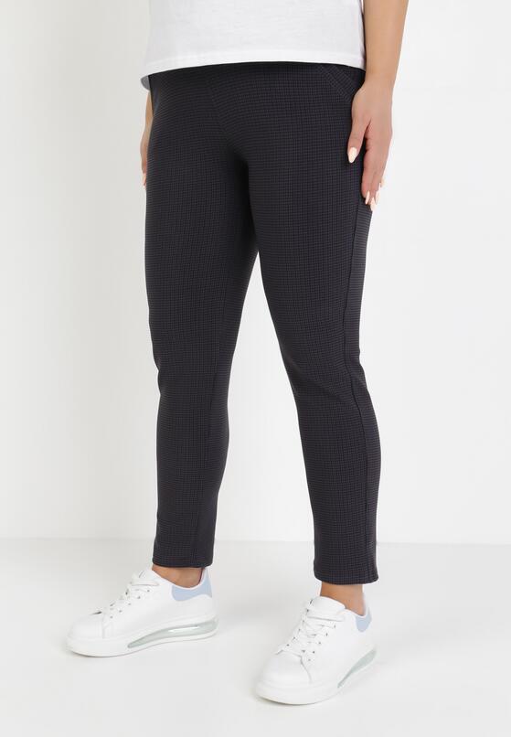 Granatowe Spodnie Othrophila