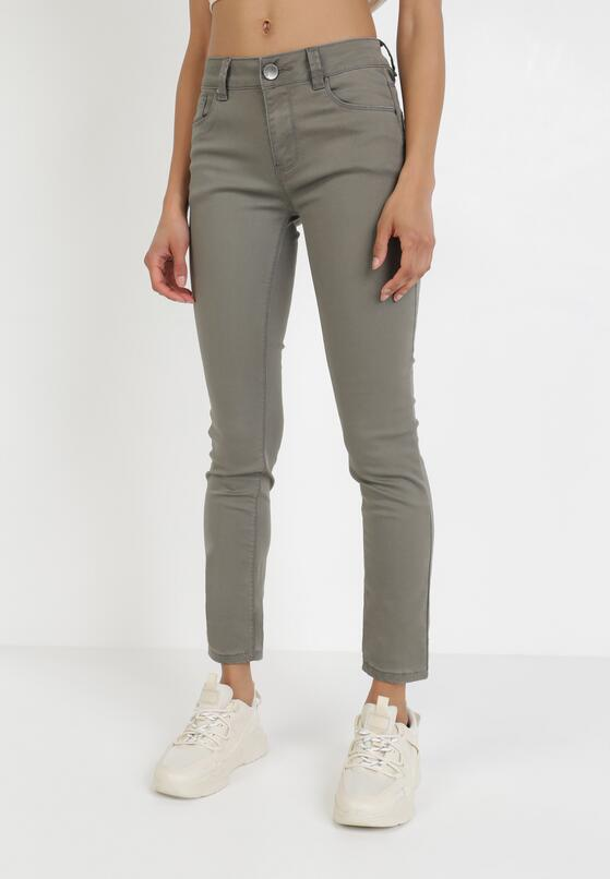 Khaki Spodnie Iphusa