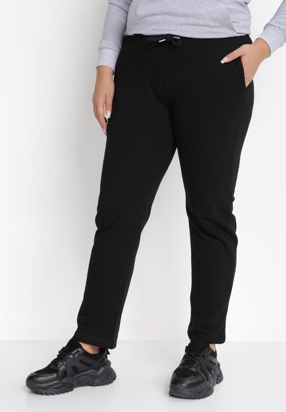 Czarne Spodnie Pereiles