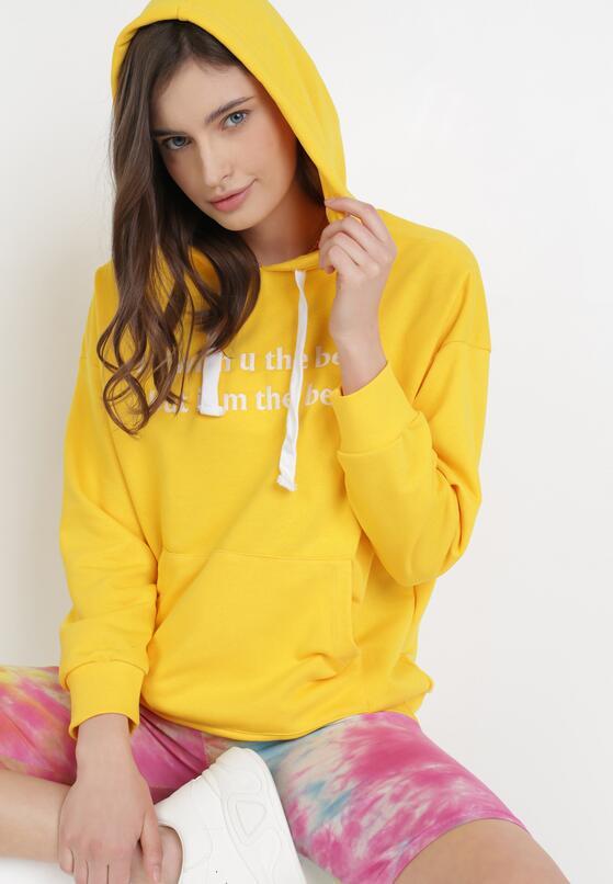 Żółta Bluza Corradenah