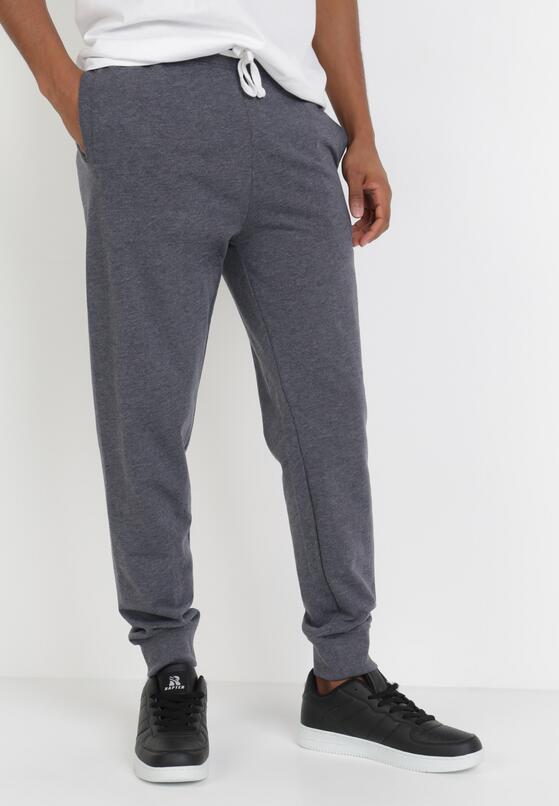 Granatowe Spodnie DresowePhisiesh